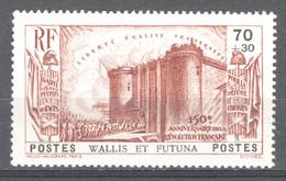 Wallis Et Futuna 1939 Y.T.73 */MH VF/ F - Unused Stamps