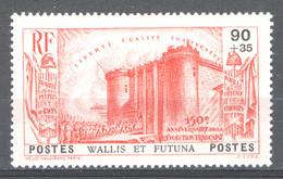 Wallis Et Futuna 1939 Y.T.74 */MH VF/ F - Unused Stamps