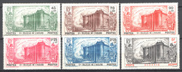 Oceania 1939 Y.T.130/34+A2 */MH VF/ F - Unused Stamps