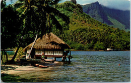 Hotel AIMEO, PAO PAO, MOOREA - Tahiti - French Polynesia
