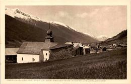 Oberwald - L'Eglise (3715) - VS Valais