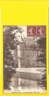 LAMORLAYE Rare Le Château Côté Sud (Gillet) Oise (60) - Other Municipalities