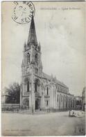16  Angouleme  Eglise Saint  Martial - Angouleme