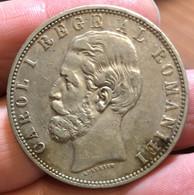 Romania 5 LEI 1883 I D.289 - Rumania