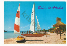 Mallorca - Bahia De Alcudia [Z16-1.377 - Unclassified