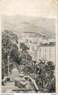 MONACO  MONTE CARLO Escalier Allant De La Gare Aux Jardins - Monte-Carlo
