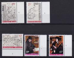 Belgie YT** 1421-1431 - 1961-1970