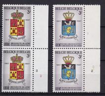 Belgie YT** 1433-1434 - 1961-1970