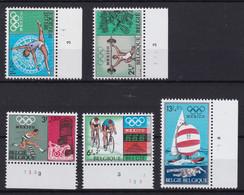 Belgie YT** 1456-1460 - 1961-1970