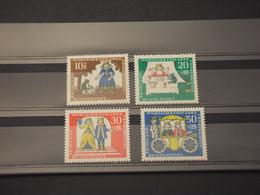 GERMANIA - 1966 FAVOLE 4 VALORI - NUOVI(++) - Neufs