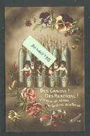Des Canons, Des Munitions, C'est Nous Qui Serons Les Gardiens De La Nation - Guerra 1914-18