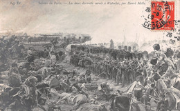 75-PARIS SALON LES DEUX DERNIERS CARRES A WATERLOO-N°T1130-A/0023 - Autres