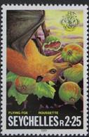 SEYCHELLES - Chauve-souris Frugivore Des Seychelles (Pteropus Seychellensis) - Otros