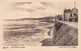14-VILLERS SUR MER-N°T1130-C/0155 - Villers Sur Mer
