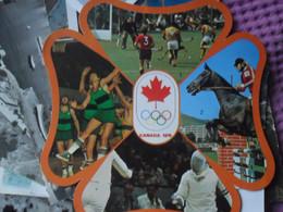 Canada 1976 Basketball Hockey - Olympische Spelen