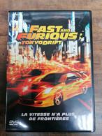 DVD Fast And Furious: Tokyo Drift - Otros
