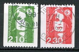 N°YT 2627-2628 - Type Marianne Du Bicentenaire - Rollo De Sellos