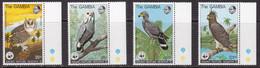 Gambia, Fauna, WWF, Birds MNH / 1978 - Otros