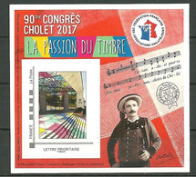 France Bloc FFAP 2017 CHOLET - CNEP