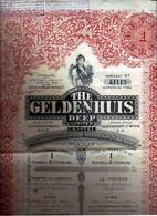 THE GELDENHUIS DEEP Limited  1899 - Mines