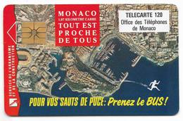 MF27, 120U, Puce Gem, 01/93. - Mónaco