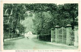 44 SAINT-BREVIN-l'OCEAN - Avenue Des Chalets Et Place Du Pointeau - Saint-Brevin-l'Océan