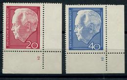 5916) MiNr.: 429-430 ** / Postfrisch Formnummern 2 - Unused Stamps