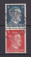 Deutsches Reich - 1941 - Michel Nr. S 278 - Gestempelt - Se-Tenant