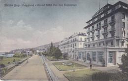 Grand Hotel Des Iles Borromees, Lago Maggiore, Stresa (Piedmont), Italy, 00-10s - Verbania