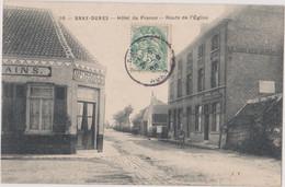 CP Dept : 59  BRAY DUNES Hotel De France - Bray-Dunes