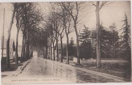 CP Dept : 79 SAINT MAIXENT L'ECOLE Avenue De Blossac - Saint Maixent L'Ecole