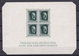 Deutsches Reich - 1937 - Michel Nr. 646 Viererblock - Postfrisch - Unused Stamps
