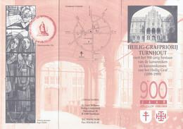 Heilig Grafpriorij Turnhout - Viert 900-jarig Bestaan Van Kanunniken En Kanunnikessen V/h H. Graf - Drieleuk - Collezioni