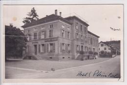 Gsthof Ochsen Thal Im Rheintal - Karte Hat Einen Bug - SG St. Gallen