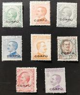 CORFU' 1926 CON VARIETA' - Corfu