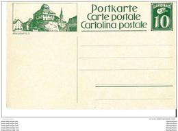 "5 - 23 - Entier Postal  Neuf  10cts Avec Illustration ""Frauenfeld"" - Interi Postali"