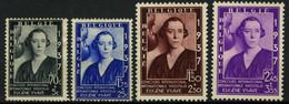 België 456/57B * - Koningin Elisabeth - Unused Stamps