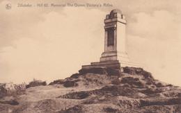 Zillebeke - Hill 60. Memorial The Queen Victoria's Rifles - Ieper