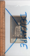 Photographie CDV : Militaire Ou Chauffeur  / Atelier Photographe DOTTA à THOISSEY Ain - Beroepen