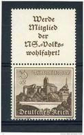 Allemagne  -  Reich  -  Se Tenant  :  Mi  S 257  ** - Se-Tenant