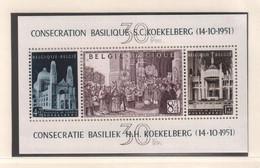 BELGIE 1952 * Nr BL30 * Postfris Xx * OBP/COB  € 460,00 - Unused Stamps