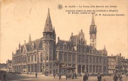 GAND - La Poste, Côté Marché Aux Grains - Gent