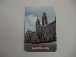 Convento De Mafra Marcolauto Portugal Portuguese Pocket Calendar 1988 - Small : 1981-90