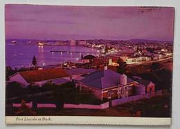 PORT LINCOLN - Township And Harbour At Dusk - Australia -  Nv - Australië