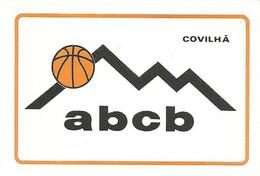 BASKETBALL * SPORT * CASTELO BRANCO * CALENDAR * Covilha 1990 * Portugal - Klein Formaat: 1981-90
