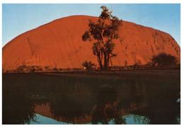 (U 1) Australia - QANTAS Airline - NT - Uluru (Ayers Rock) - Andere