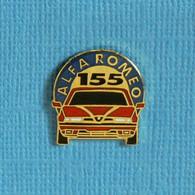 1 PIN'S //  ** ALFA ROMEO 155 ** . (Formula) - Alfa Romeo