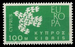 ZYPERN 1961 Nr 199 Postfrisch SA1DB26 - Unused Stamps