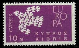 ZYPERN 1961 Nr 197 Postfrisch SA1DB06 - Unused Stamps