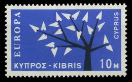ZYPERN 1962 Nr 215 Postfrisch X9B0366 - Unused Stamps